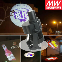 100w Outdoor Led Rotating Gobo Advertising Logo Projector Light Stage Lights