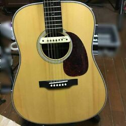 Rare Headway Hd-115 Se Ars/std Amber Acoustic Guitar S/n S01175 Japan Shipped