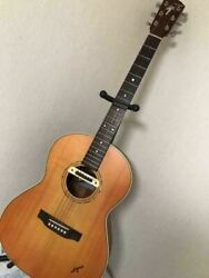K.yairi Rf-65hb Angel Series Acoustic Guitar Limited Edition Shipped From Japan