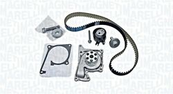 Magneti Marelli Water Pump And Timing Belt Kit For Renault Dacia Clio 119a02552r