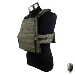 Tmc Mbav Tactical Vest Molle Plate Carrier Body Camo Small Sizeairsoft Military