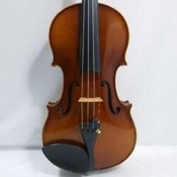 Wilhelm Hammig Sampo 4/4 Violin W/ Case And K Sugito Bow Shipped From Japan