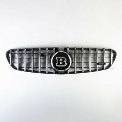 Genuine Brabus Panamericana Radiator Grille For Mercedes S-class Coupe 217