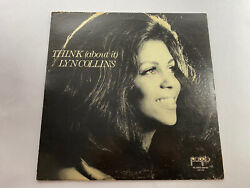 Lyn Collins Lp Think About It People Records Pe 5602 Original 1972 Funk Soul