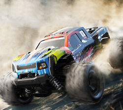 Rc Truck 4x4 36km/h Rock Crawler 118 4wd Off Road Rgt Rc Monster Truck 2.4g Rtr
