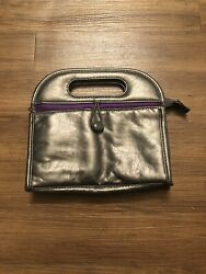 Women's Silver Clutch Purse $2.50