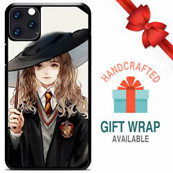 For Iphone 11/11 Pro/11 Pro Max Hybrid Cover Case Cute Cartoon Anime Girl