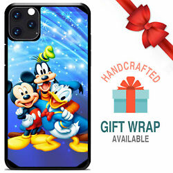For Iphone 11/11 Pro/11 Pro Max Hybrid Cover Case Cute Cartoon Anime Blue Star
