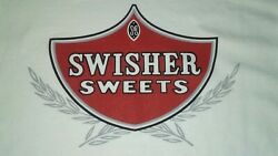 Vintage Swisher Sweets Cigar T Shirt..size Small..18 Pits