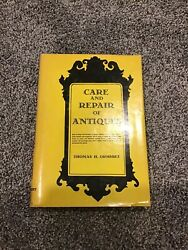 Care And Repair Of Antiques By Thomas H Ormsbee 1949 - Hardcover Book