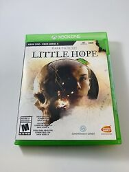 Little Hope Xbox One Dark Pictures Anthology