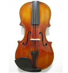 R.a. Lapelle 1723 Size 4/4 Vintage Violin Shipped From Japan