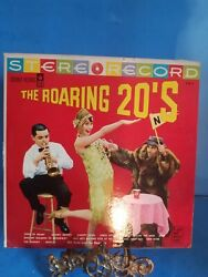 Bill Stutz And His Bearcats – The Roaring 20's Coronet Records – Cxs 2