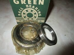 Nors Green Rw-209-hhr Rear Wheel Bearing 1961 1962 Buick All Exc. Special 907261