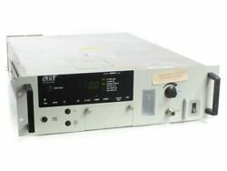 Cpi 400 Watt Compact Power Amplifier - Error Codes - As Is / For Parts Vzc-6964