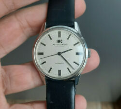 Vintage Ref R810a Cal 854b Automatic Steel Watch 1960andrsquos All Original