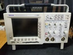 1pc Used Tektronix Tds3032 Oscilloscope 90-day Warranty By Dhl Or Ems G2434 Xh
