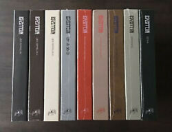 New Sealed Mint Led Zeppelin 1-9 Deluxe Lp Box Sets Swan Song Jimmy Page Et Al