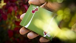 Cherry Casino Sahara Green Playing Cards By Pure Imagination Projects