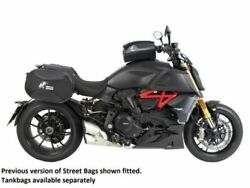 Ducati Diavel 1260/s Sacoche Street And C-bow Kit Hepco And Becker De 2019
