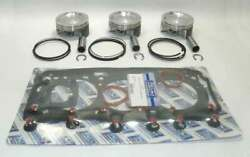 Top End Piston Rebuild Kit .5mm Over 100.46mm Sea-doo Rxt 2005-2006
