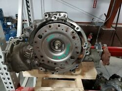 Automatic Transmission Out Of A 2015 Audi A6 2.0l With 71369 Miles Code Qcu