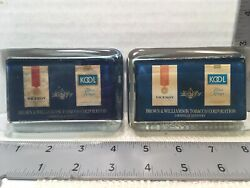 Viceroy And Kool Paperweights Brown And Williamson Louisville Ky 4x3 Lot 2 Vintage