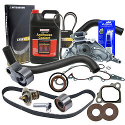 🔥aisin Water Pump And Timing Belt Kit W/ Hoses For Lx470 Land Cruiser 4.7l V8🔥