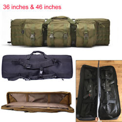36 46 Tactical Airsoft Military Hunting Rifle Backpack Outdoor Carrying Case