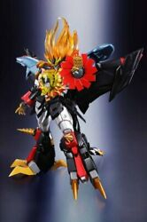 Super Robot Chogokin Genesic Gaogaigar Figure With Hell And Heaven Activate Arm