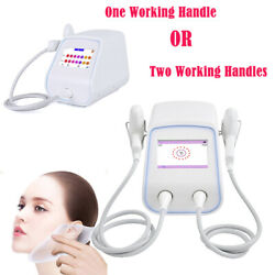 Face Lifting Thermal Fractional One/two Handle Face Scar Acne Removal Machine Ce