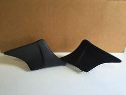 4 Stretched Side Covers Flh Harley Davidson Motorcycle Extended 1997-2007