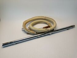 Vintage Oem Rainbow Vacuum Cleaner D2 Power Sweeper Electrical Hose And Wand Parts