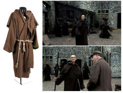 Real Doctor Who Screen Used Prop Monk Robe Worn Wardrobe Costume Coa Dr. Who Tv