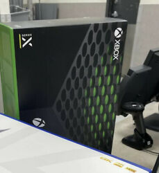 Xbox Series X New In Hand Ships Today Priority Shipping W/ Insurance.