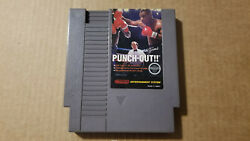 Mike Tysonand039s Punch-out 5 Screw White Dots Very Rare Nintendo Nes Punch Out
