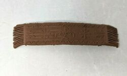 Vtg Marx Johnny West Botw Chief Cherokee Eagle Indian Brown Wampum Toy Accessory