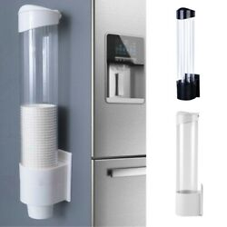 Cup Extractor Wall-mounted Disposable Water Cup Holder For Drinking Machine