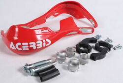 Acerbis Rally Pro Hand Guards Red Yamaha Yz250fx 2015-2016