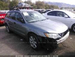 Automatic Transmission 2.5l Outback Right Hand Side Fits 08 Legacy 901358