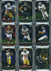2014 Topps Chrome Singles You Pick And039s 1 - 110
