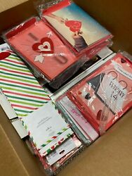 Closeout Christmas Greeting Cards 120 Lbs + Hallmark Wholesale Lot Msrp 3000+