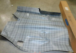 1964.5 1965 Ford Mustang Gt Nos Convertible Rear Trunk Mat Luggage Floor Cover