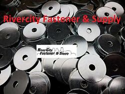 10 Extra Thick Heavy Duty Fender Washers 3/8 X 2 Large Od 3/8x2