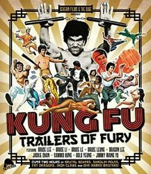 Kung Fu Trailers Of Fury [used Very Good Blu-ray] Dolby, Subtitled, Widescree