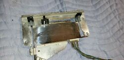 1968 Dodge Charger Heater Control Non A/c Very Clean One Good Cable B-body Clean