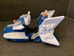 Fisher Price Planet Heroes Pluto Shiver Snowmobile 2006