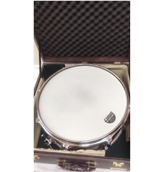 Rare Sonor Vintage Series Vt 15 1465 Sdw Nat 14x 6.5 Snare Drum With Case