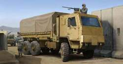 Trumpeter 1008 Us M1083 Mtv Cargo Truck W/armored Cab 1/35 9580208010083