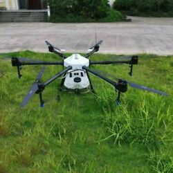 6-axis Agriculture Drone 1600mm Agricultural Uav Drone Frame 16kg 15l Tank Top